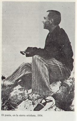 Miguel Hernández Gilabert, de familia humilde