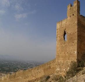 Castillo de Orihuela, testigo mudo de la decadencia